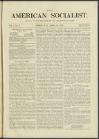 American socialist, vol. 01, no. 04 (April 20, 1876)