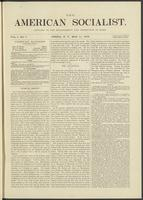 American socialist, vol. 01, no. 07 (May 11, 1876)