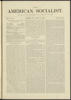 American socialist, vol. 01, no. 08 (May 18, 1876)