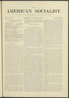 American socialist, vol. 01, no. 17 (July 20, 1876)