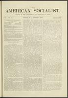 American socialist, vol. 01, no. 19 (August 3, 1876)