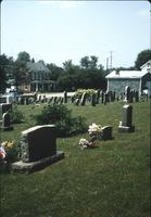 Cemetery at Snow Hill Cloister