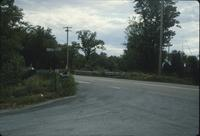 Intersection of Pine Hill Road near Snow Hill Cloister