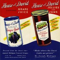 House of David Concord grape juice