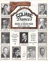 Square dances at the House of David Park