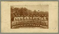 Israelite House of David Base Ball Club, John R. Tucker Manager [back]