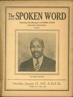 Spoken word, vol. 03, no. 28 (January 23, 1937)
