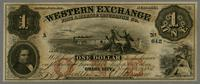 Western Exchange Fire & Marine Insurance Co. One Dollar