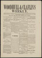 Woodhull & Claflin's Weekly