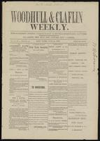 Woodhull & Claflin's Weekly., vol. 06, no. 03 (June 21, 1873)