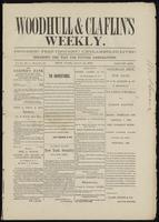 Woodhull & Claflin's Weekly., vol. 06, no. 06 (July 12, 1873)