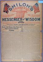 Shiloh's messenger of wisdom (copy 2), vol. 01, no. 03 (July 1903)