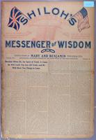 Shiloh's messenger of wisdom (copy 2), vol. 01, no. 04 (August 1903)