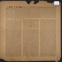 Free press of the New Eve, New House or Body of Israel, vol. 00, no. 00 (December 21, 1894)