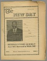 New day, vol. 01, no. 19 (July 20, 1937)