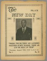 New day, vol. 01, no. 21 (August 12, 1937)