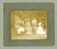 Group photograph of women from Amana [front]