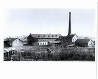 Middle Amana Woolen Mill, ca. 1900
