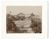 Frame house, possibly in the village of Amana, ca. 1900