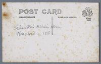 Schaedlich Kitchen House at Homestead, ca. 1910 [back]