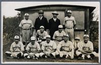 Homestead Baseball Team, ca. 1928 [front]