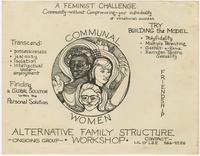 Communal women: a feminist challenge, community-without compromising-your individuality or vocational success
