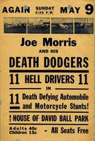 Joe Morris and his Death Dodgers