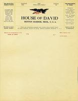 House of David, Benton Harbor, Mich. U.S.A